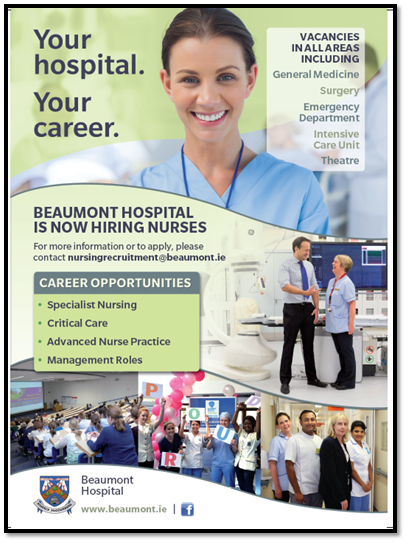 Careers Beaumont Hospital