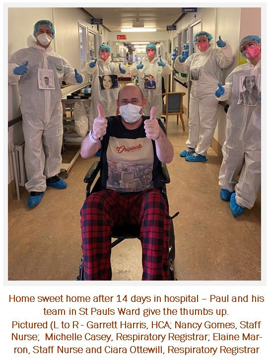 Paul cullen pic on ward