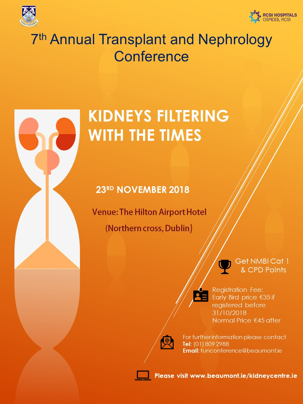 7th National Transplant & Nephrology Conference 2018